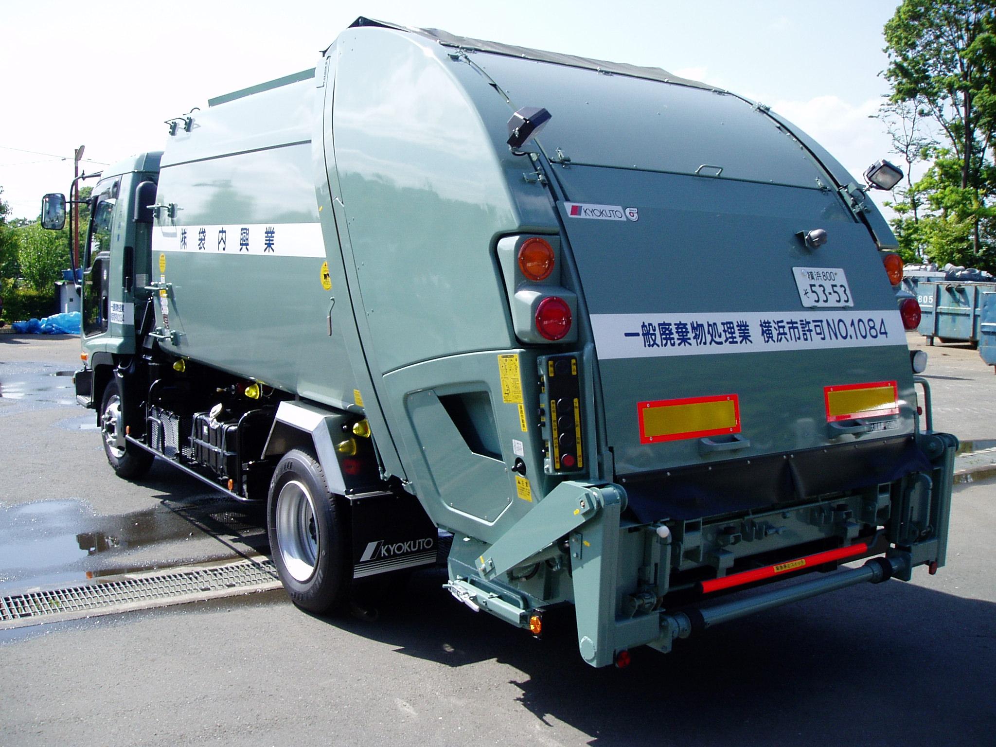 一般廃棄物処理の業界はコンサル、管理会社と称し、単に営業経費だけを... 一般廃棄物処理部 袋内